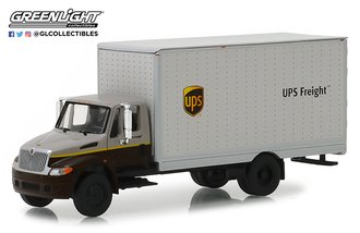 "1:64 2013 International DuraStar Box Van ""UPS Freight"""