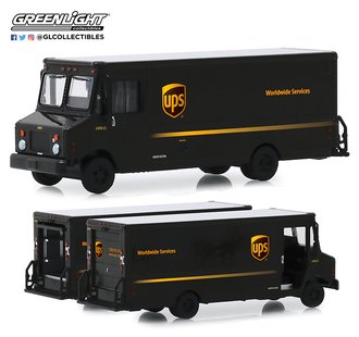 "1:64 H.D. Trucks Series 17 - 2019 Package Car ""United Parcel Service (UPS)"""