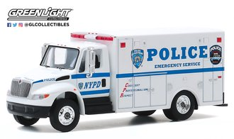 "1:64 2013 International DuraStar ""New York City Police Department (NYPD) Emergency Service"""