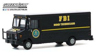 "1:64 H.D. Trucks Series 19 - 2019 Step Van ""FBI Bomb Technicians"""