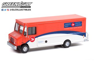 """1:64 H.D. Trucks Series 21 - 2019 Mail Delivery Vehicle """"Canada Post"""""""