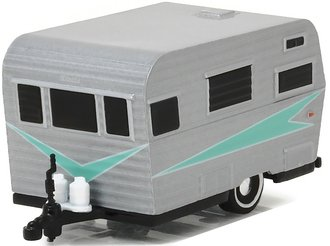 1:64 Hitched Homes Series 2 - 1958 Siesta (Silver)