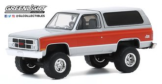 1:64 All-Terrain Series 10 - 1984 GMC Jimmy (Lifted)