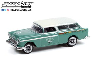 """1:64 Estate Wagons Series 7 - 1955 Chevrolet Nomad """"Holley Speed Shop"""""""