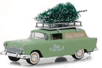 1:64 Norman Rockwell Series 1 - 1955 Chevrolet Sedan Delivery