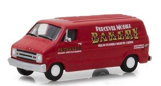 1:64 Norman Rockwell Series 1 - 1977 Dodge B-100 Van