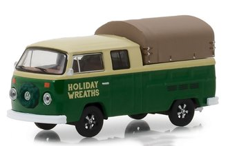1:64 Norman Rockwell Series 1 - 1978 Volkswagen Double Cab Pickup w/Canopy