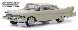 "1:64 1958 Plymouth Fury Golden Commando (Sand Dune White on Beige) ""Kissimmee 2012"""