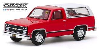 1:64 Mecum Auctions Collector Cars Series 4 - 1991 Chevrolet K5 Blazer (Houston 2019)