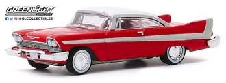 "1:64 Barrett-Jackson 'Scottsdale Edition' Series 5 - 1958 Plymouth Fury ""Christine"" (Lot #2006)"