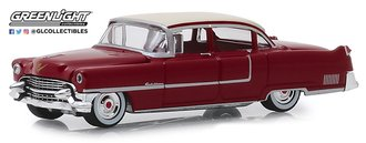 "1:64 Busted Knuckle Garage Series 1 - 1955 Cadillac Fleetwood Series 60 Special ""Motor Medic"""