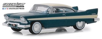 "1:64 Busted Knuckle Garage Series 1 - 1957 Plymouth Belvedere ""Busted Knuckle Garage Gas & Oils"""