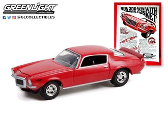 """1:64 Vintage Ad Cars Series 6 - 1970 Chevrolet Camaro """"Run & Win with Mr. Gasket"""""""