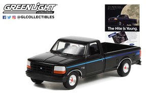 """1:64 1992 Ford F-150 Nite Edition """"The Nite Is Young"""""""