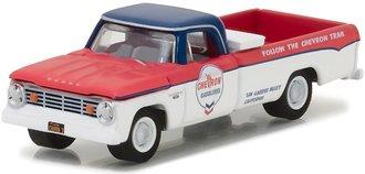 "1:64 Running on Empty Series 3 - 1965 Dodge D-100 Pickup ""Chevron"""
