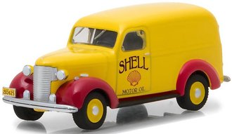 """1:64 1939 Chevrolet Panel Truck """"Shell Oil"""""""