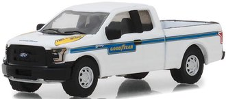 """1:64 Running on Empty Series 6 - 2016 Ford F-150 Pickup """"Goodyear Tire & Service"""""""
