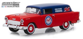 """1:64 Running on Empty Series 7 - 1955 Chevrolet One Fifty Sedan Delivery """"Pure Oil"""""""