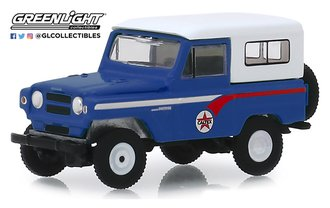 "1:64 Running on Empty Series 9 - 1964 Nissan Patrol ""Caltex"""