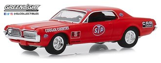 "1:64 Running on Empty Series 9 - 1967 Mercury Cougar ""Cougar Country - STP"""