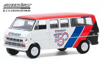 "1:64 Running on Empty Series 11 - 1971 Ford Club Wagon ""BFGoodrich 150th Anniversary"""