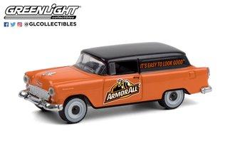 "1:64 Running on Empty Series 12 - 1955 Chevrolet Sedan Delivery ""Armor All"""