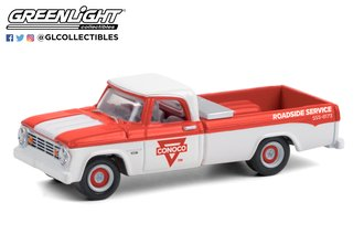 "1:64 Running on Empty Series 12 - 1965 Dodge D-100 ""Conoco Roadside Service"""