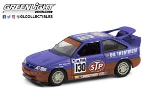 """1:64 Running on Empty Series 12 - 1995 Ford Escort RS Cosworth """"STP"""""""