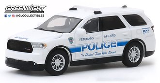 "1:64 Hot Pursuit Series 33 - 2018 Dodge Durango ""Veterans Affairs Police"""