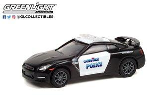 1:64 Hot Pursuit Series 38 - 2015 Nissan GT-R - Oceanside, California Police