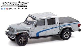 1:64 Hot Pursuit Series 39 - 2020 Jeep Gladiator - Gladiator Pursuit Jeep Law