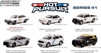 1:64 Hot Pursuit Series 41 (Set of 6)