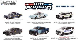 1:64 Hot Pursuit Series 42 (Set of 6)