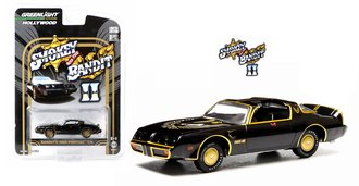 1:64 Smokey and The Bandit II (1980) - 1980 Pontiac Firebird Trans Am