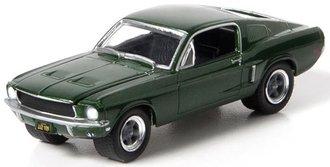 1:64 Bullitt (1968) - 1968 Ford Mustang GT Fastback
