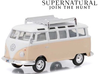 "1:64 Supernatural (2005-Current TV Series) - 1964 Volkswagen Samba Bus ""Rainbow Motors"""