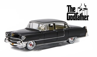 1:64 Hollywood Series 14 - The Godfather (1972) - 1955 Cadillac Fleetwood Series 60 Special