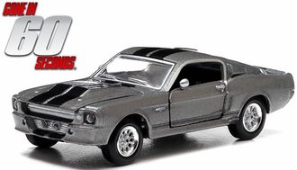 """1:64 Hollywood - 1967 Ford Mustang Eleanor """"Gone in 60 Seconds (2000)"""""""