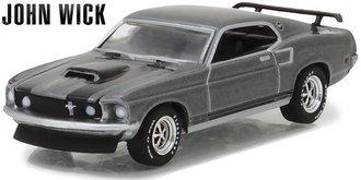 1:64 Hollywood Series 18 - John Wick (2014) - 1969 Ford Mustang BOSS 429
