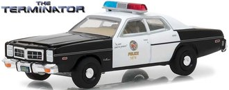 1:64 Hollywood Series 19 - The Terminator (1984) - 1977 Dodge Monaco Metropolitan Police