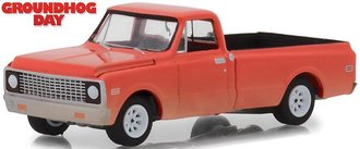 1:64 Hollywood Series 21 - Groundhog Day (1993) - 1971 Chevrolet C-10