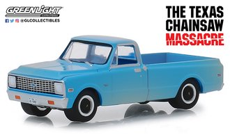1:64 Hollywood Series 22 - The Texas Chain Saw Massacre (1974) - 1971 Chevrolet C-10