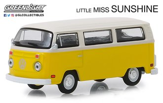 1:64 Hollywood Series 22 - Little Miss Sunshine (2006) - 1978 Volkswagen Type 2 Bus