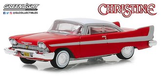 1:64 Hollywood Series 23 - Christine (1983) - 1958 Plymouth