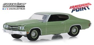 1:64 Hollywood Series 25 - Vanishing Point (1971) - 1970 Chevrolet Chevelle