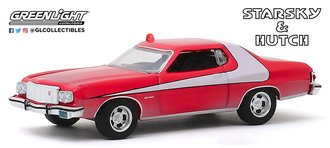 1:64 Starsky and Hutch (TV Series) - 1976 Ford Gran Torino (Dirty Version)