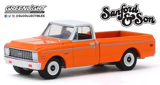 1:64 Hollywood Series 26 - Sanford and Son (1972-77 TV Series) - 1971 Chevrolet C-10