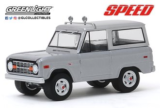 1:64 Hollywood Series 26 - Speed (1994) - 1970 Ford Bronco