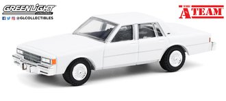 """1:64 Hollywood Special Edition """"The A-Team (1983-87 TV Series)"""" 1980 Chevrolet Caprice Classic"""