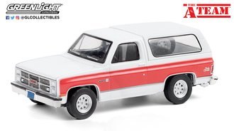 "1:64 Hollywood Special Edition ""The A-Team (1983-87 TV Series)"" 1983 GMC Jimmy"
